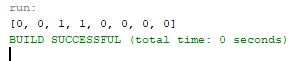 Convert decimal to binary in java
