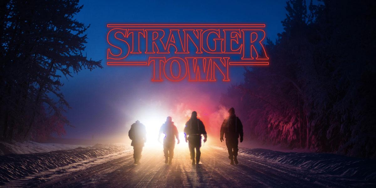 stranger town