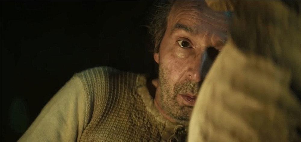 Roberto Benigni è Geppetto in Pinocchio di Matteo Garrone