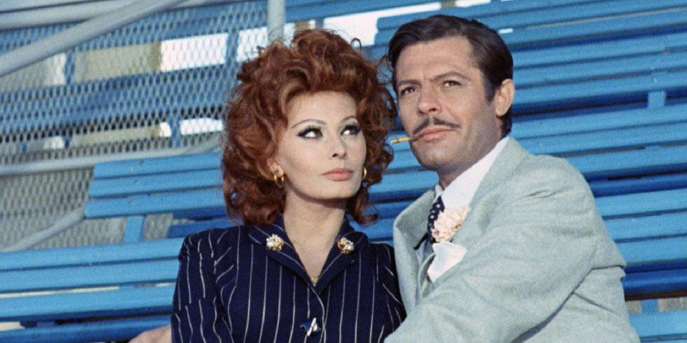 Marcello Mastroianni e Sophia Loren sono tra gli attori preferiti di Miky Lee