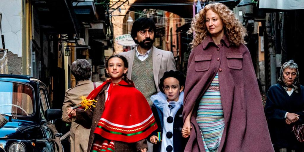 la trama di Lacci, film del festival di Venezia 2020