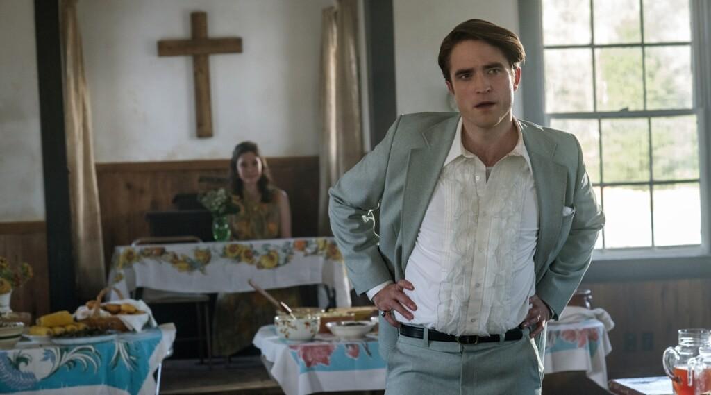 Le strade del male - The Devil All The Time: Robert Pattinson