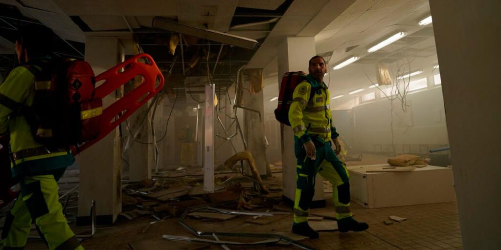 The Shift film terrorista sequestra ambulanza bruxelles belgio islamico islamista