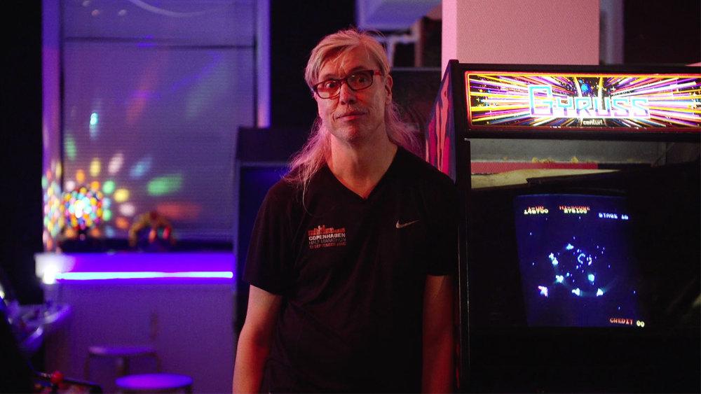 cannon arm and the arcade quest documentario videogiochi
