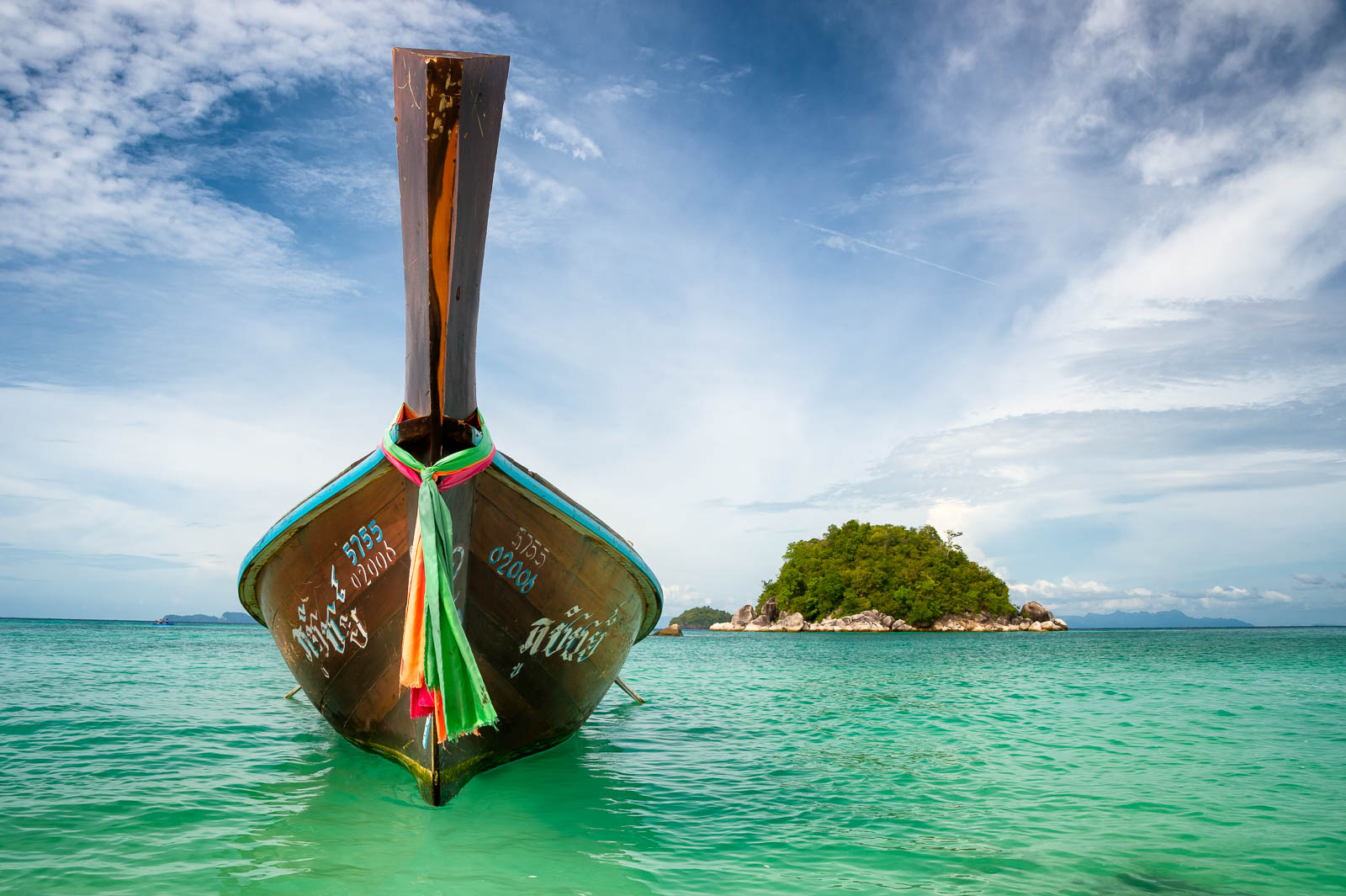 how to get from khao lak to koh lipe