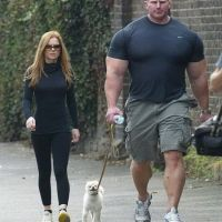 Geri Halliwell's Trainer May Be The Hulk!