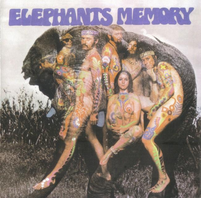 elephants mem Before They Went Solo: Early Bands Of Bowie, Elton And Others