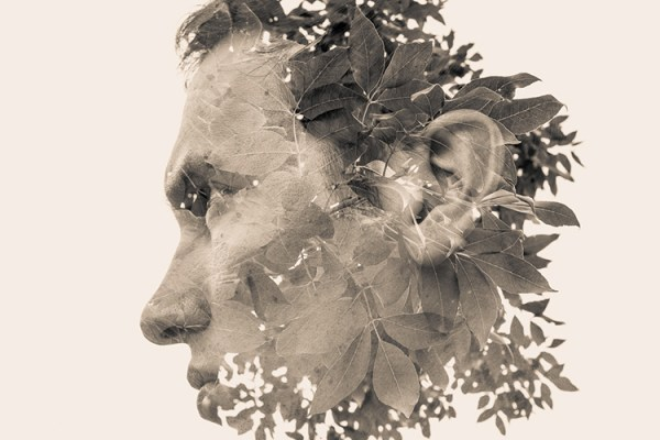 Excellent Double Exposure Photographs