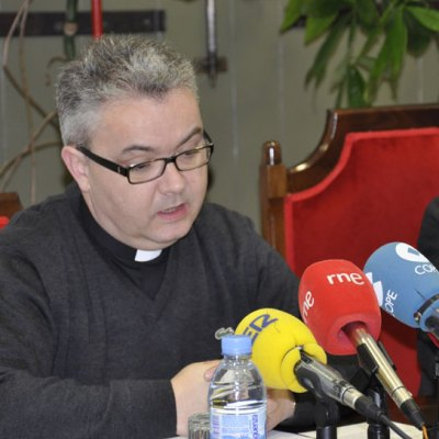 Rodrigo Rúa, delegado de Familia de la Diócesis