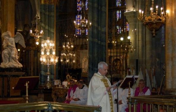 Ofrenda Antigo reino de Galicia