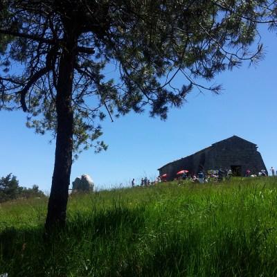 Ermita do Faro en Chantada, lugoar de encontro e peregrinacións