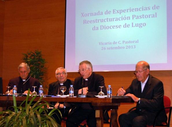 Reestruturación Diocese Lugo