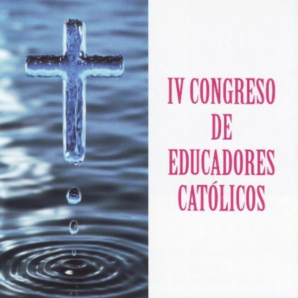 Copia de IV Congreso educadores cartel