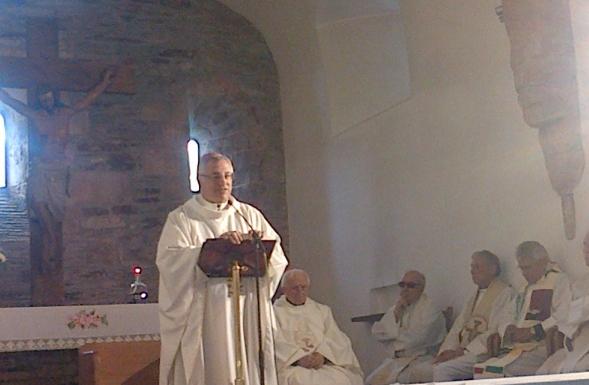 Misa clausura Curso pastoral 2013-14