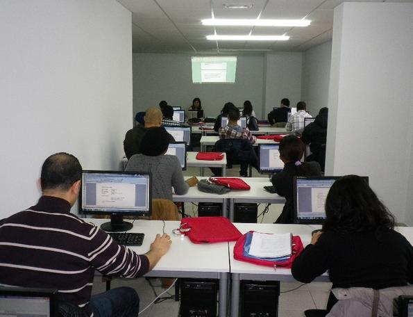 Cáritas Lugo cursiño Ferramentas informáticas para buscar emprego