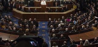 Papa ante o Congreso