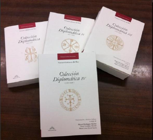 4 tomo da coleccion diplomatica de Cañizares