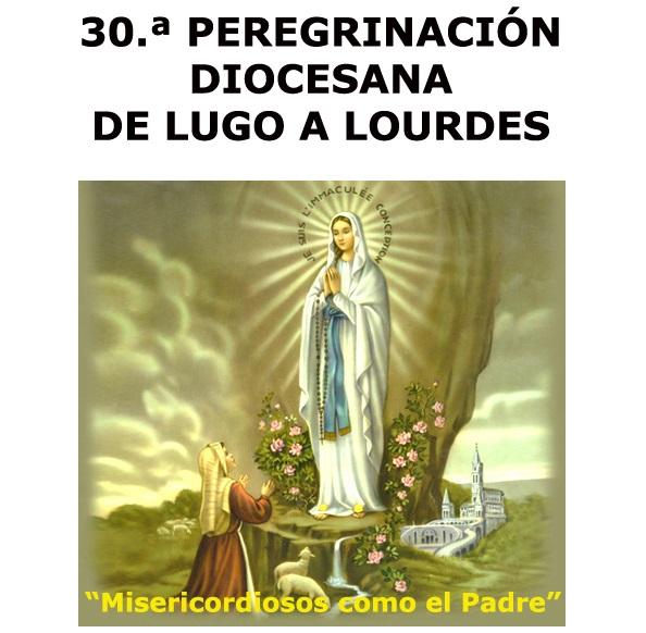 Cartel-peregrinacion-Lourdes 2016