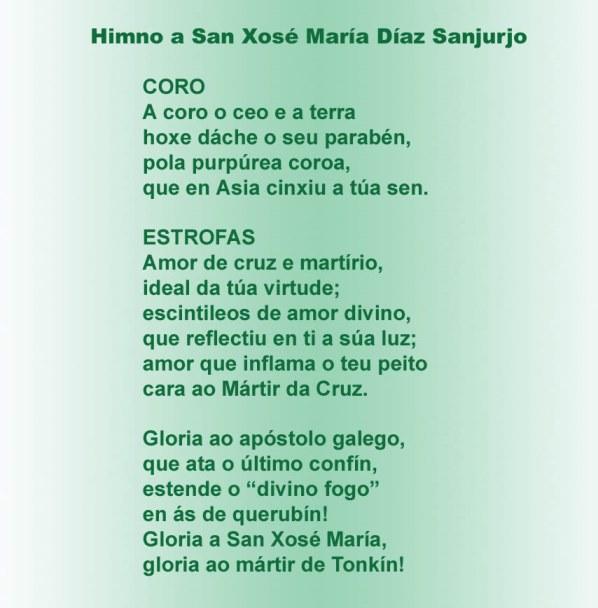 Himno a San Xosé Mª de Suegos - copia