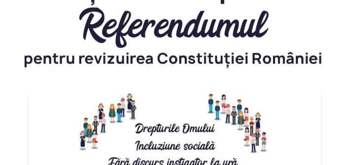 Poziția ANOSR privind referendumul pentru revizuirea Constituției României