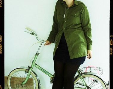 me standing by bike