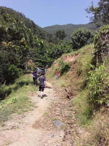 walk to Appchaur