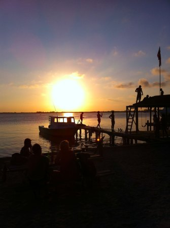 Diving, snorkeling and partying in Utila