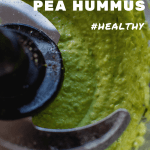 hummus in a ninja kitchen blender
