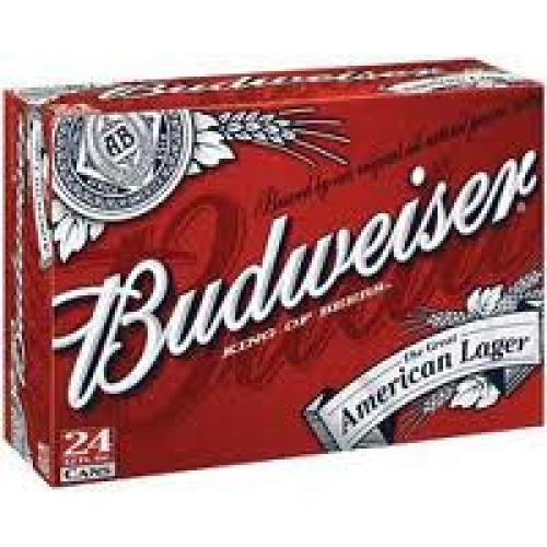 BUD 24PK CAN SUITCASE