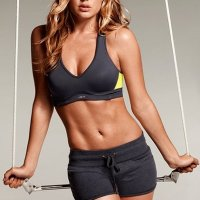 Victoria's Secret Model Doutzen Kroes' Toned Arms Workout