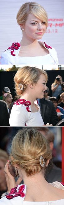 emma-stone-hair-la-premiere-spiderman