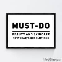 Must-Do Beauty and Skincare New Year's Resolutions