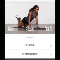 Nike Training Club App Review