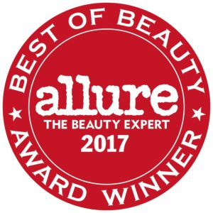allure best of beauty 2017