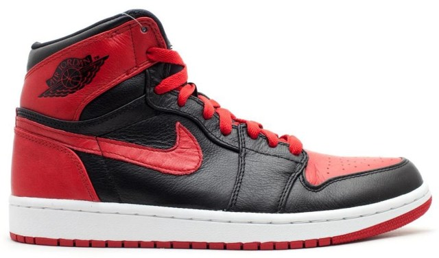 Air Jordan 1 Bred Banned 2011
