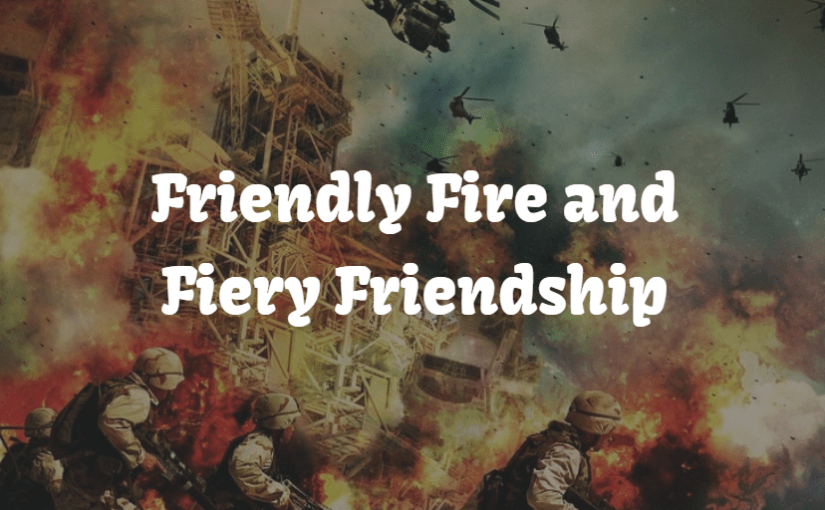Friendly Fire and Fiery Friendship: Noma Arpaly, Joseph Trullinger, and the Tenor of Philosophy Conversation