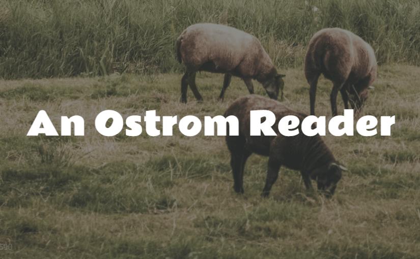 An Ostrom Reader