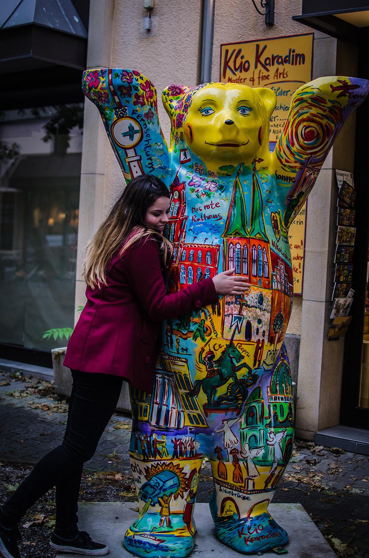 bear in berlin