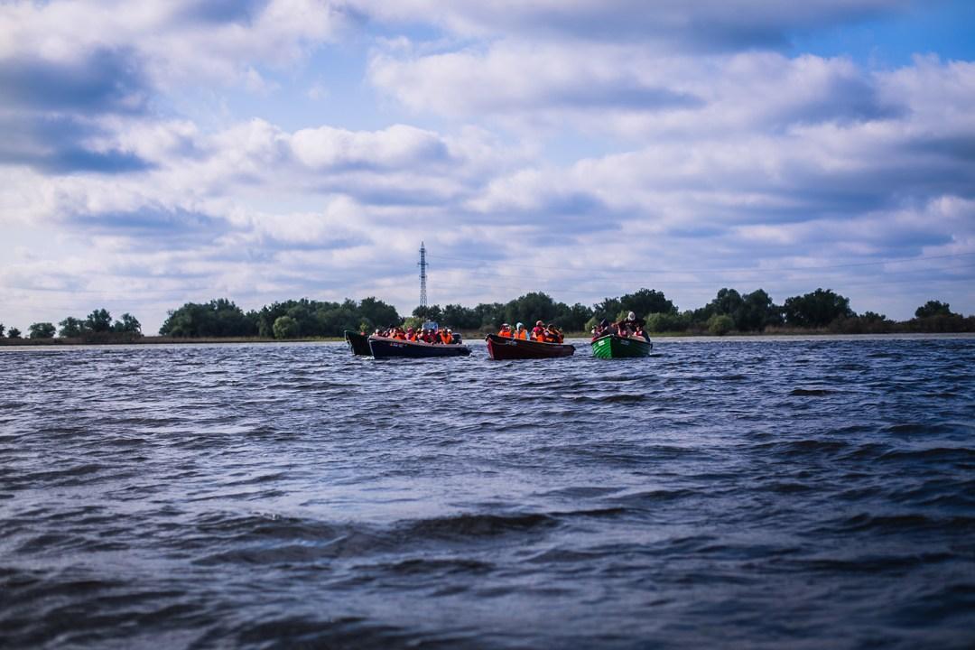 barci delta dunarii