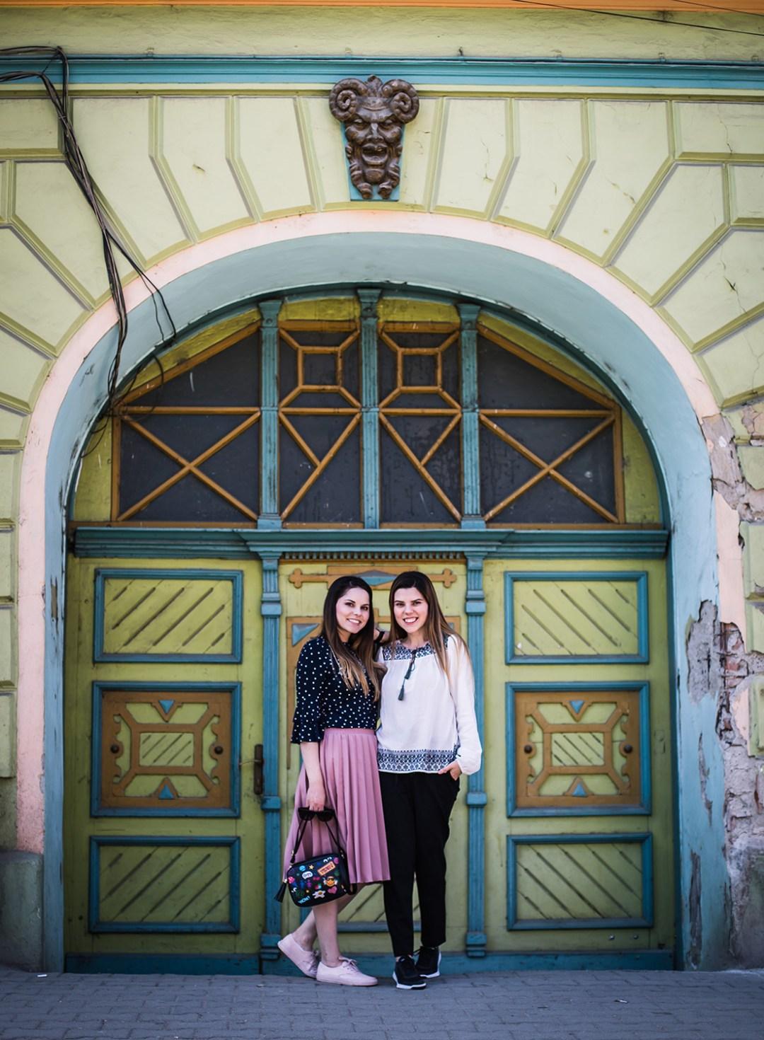 sighisoara doors