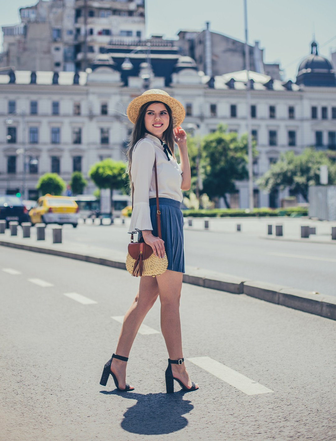 street photos romanian blogger vip shop outfit