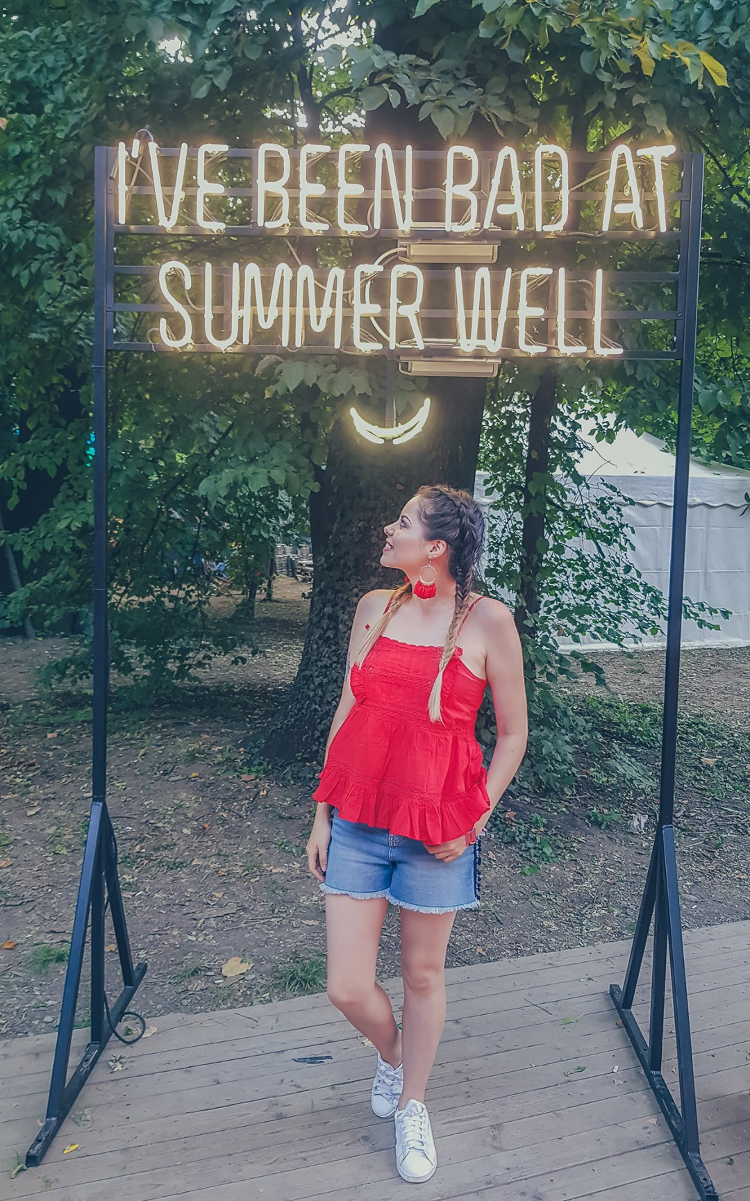 summer well 2018 outfit