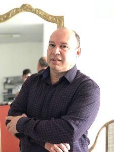 Jerônimo Farias, administrador e especialista em RH
