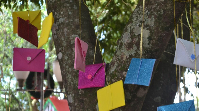 A Árvore dos Desejos chega em Catuípe