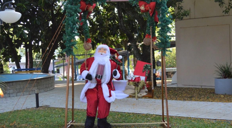 Administração Municipal realiza ornamentação de Natal em Catuípe