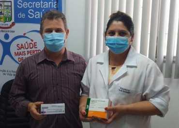 Novas doses de vacinas contra a Covid-19 chegam em Catuípe e imunização é ampliada para pessoas com 67 anos ou mais