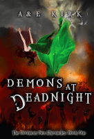A&E Kirk – Demons at Deadnight