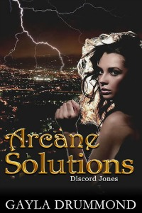 Gayla Drummond – Arcane Solutions