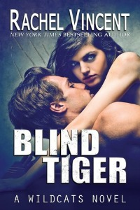 Rachel Vincent – Blind Tiger