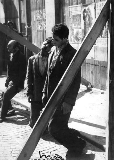L'impiccagione di Flavio Busonera, Ettore Calderoni e Clemente Lampioni